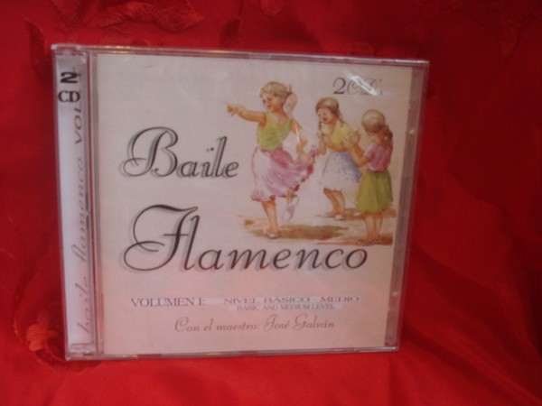 Baile Flamenco Vol 1