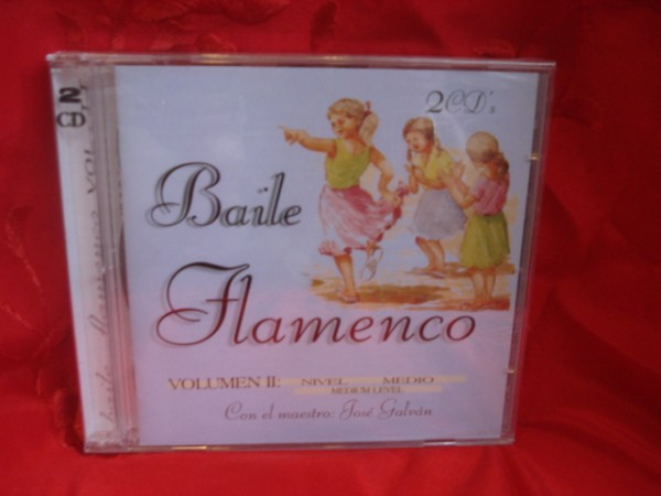 Baile Flamenco Vol 2