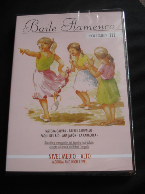 Baile Flamenco Vol 3