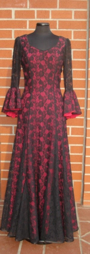 Flamencokleid Solea
