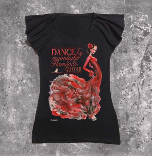 Shirt Flamenca